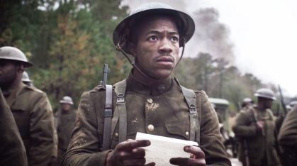 Watchmen German Message to Black Soldiers - Was It a True Story?