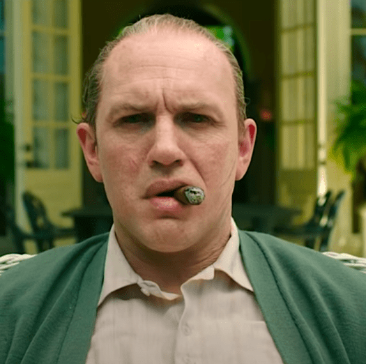 See Tom Hardy As Al Capone In the First Trailer For the Movie Capone