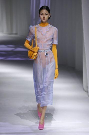 Best Looks from Milan Fashion Week 2021 - khood fashion 5