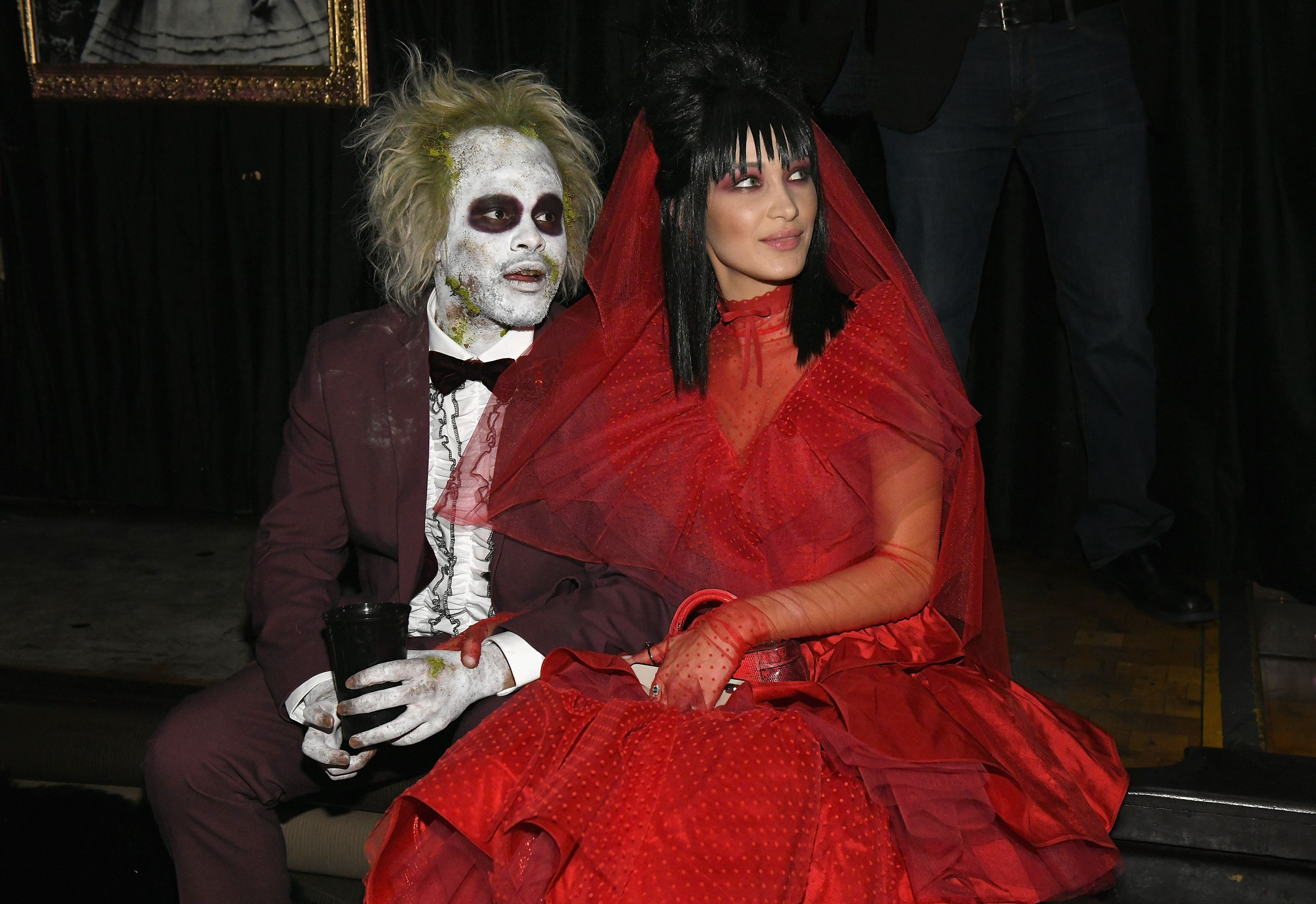 Check out these fun suggestions to inspire you with some great couples costume ideas for your upcoming halloween celebration. Celebrity Couple Costumes Ideas 2019 Outrageous Celebrity Couple Halloween Costumes