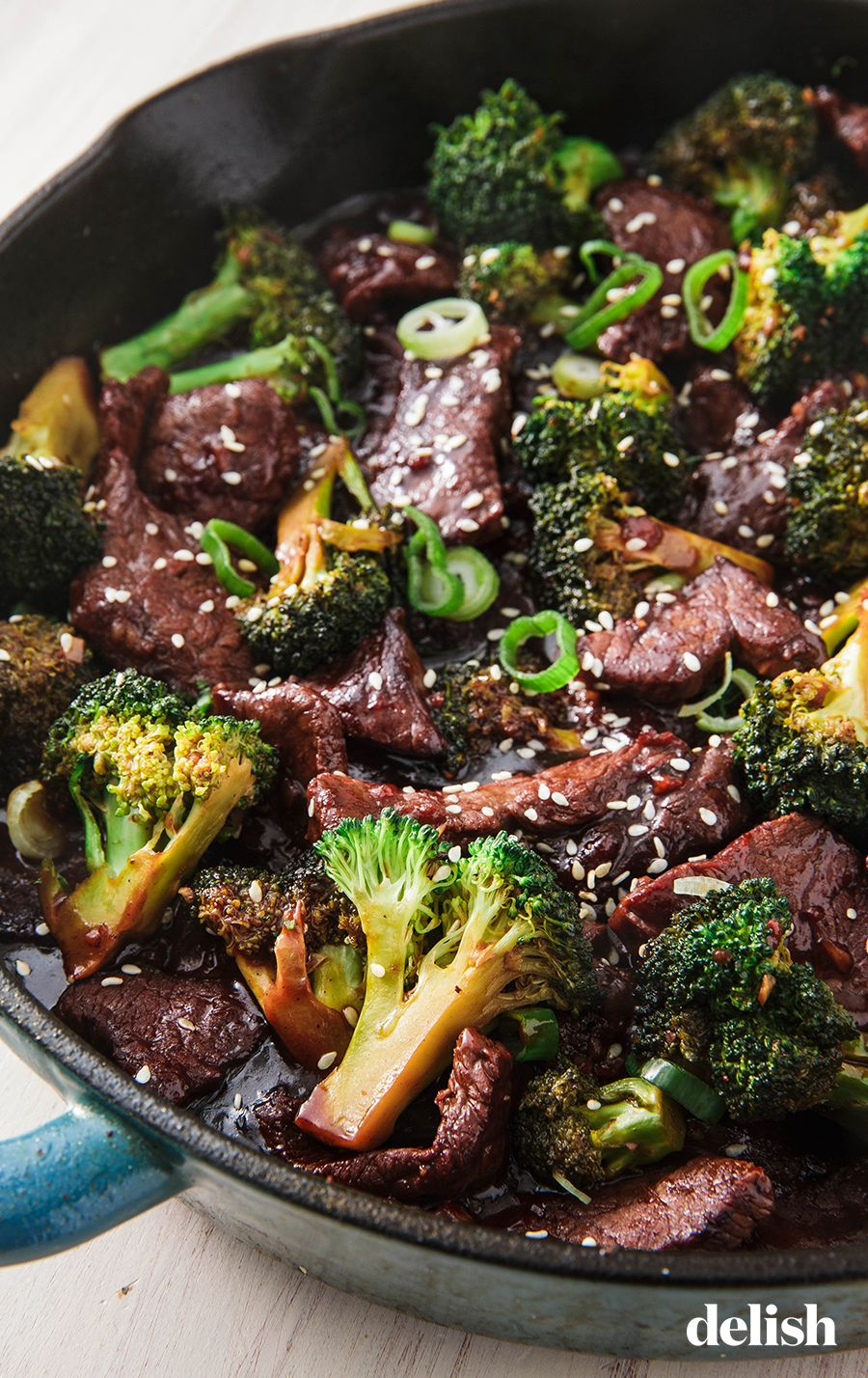 Beef and Broccoli Stir-Fry - Delish.com