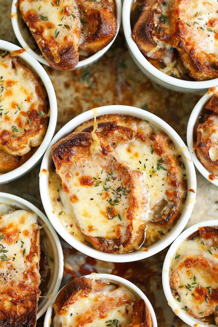 slow cooker soups french onion