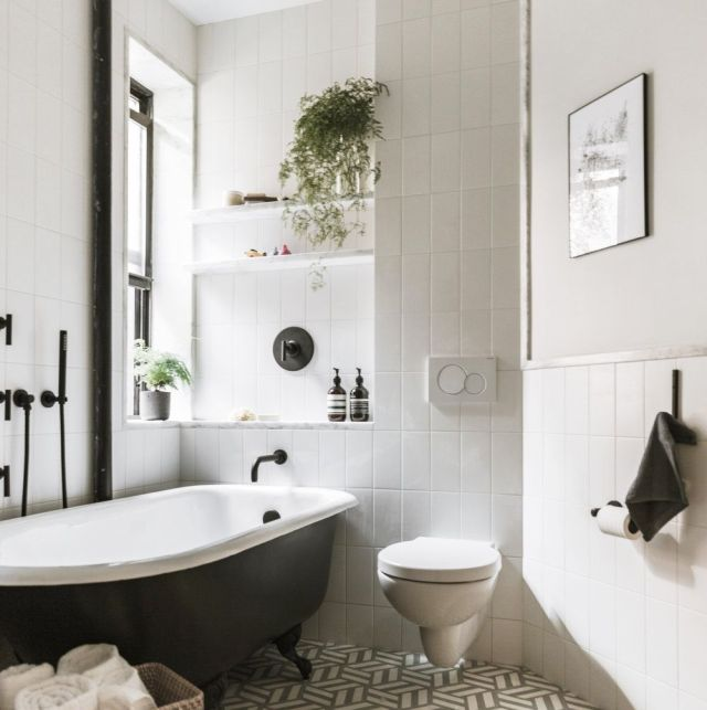 30 Small Bathroom Design Ideas