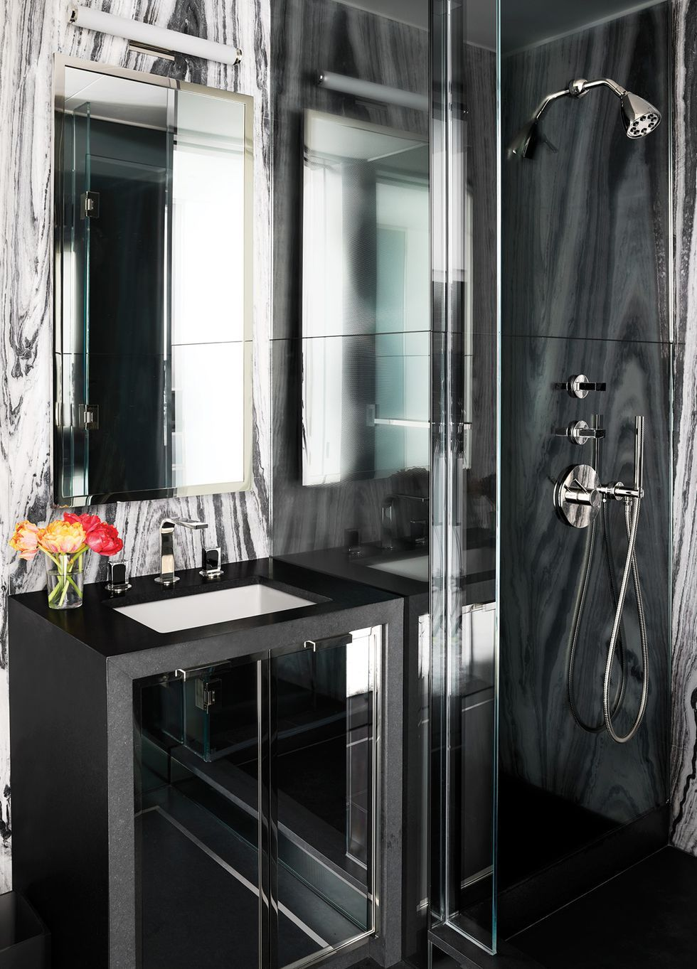 Small Bathrooms Design Ideas 2020 - How to Decorate Small ... on Small Space Small Bathroom Ideas With Shower id=82755