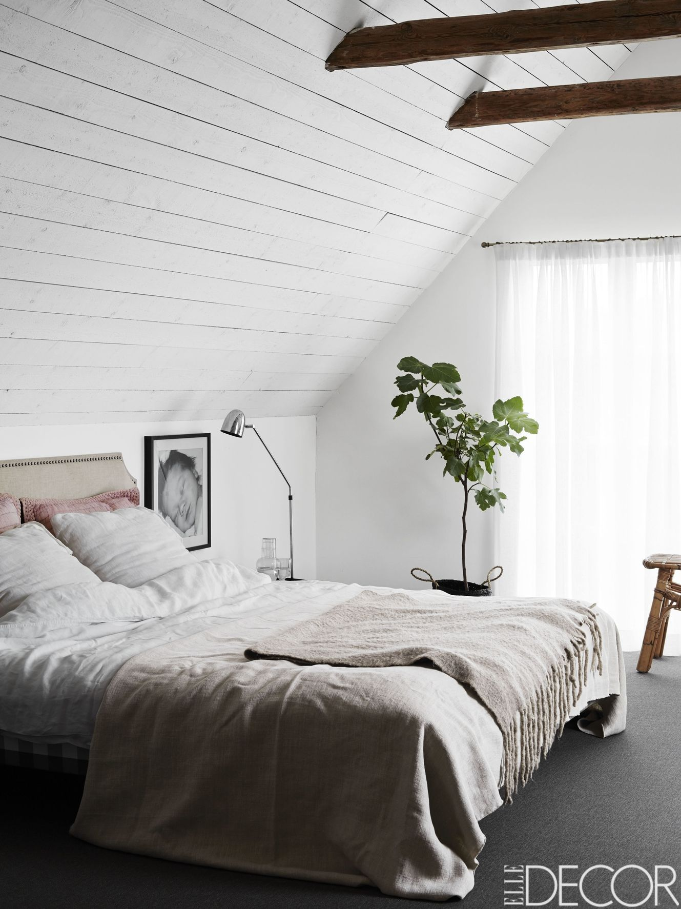 43 Small Bedroom Design Ideas - Decorating Tips for Small ... on Bedroom Ideas Small Room  id=18160