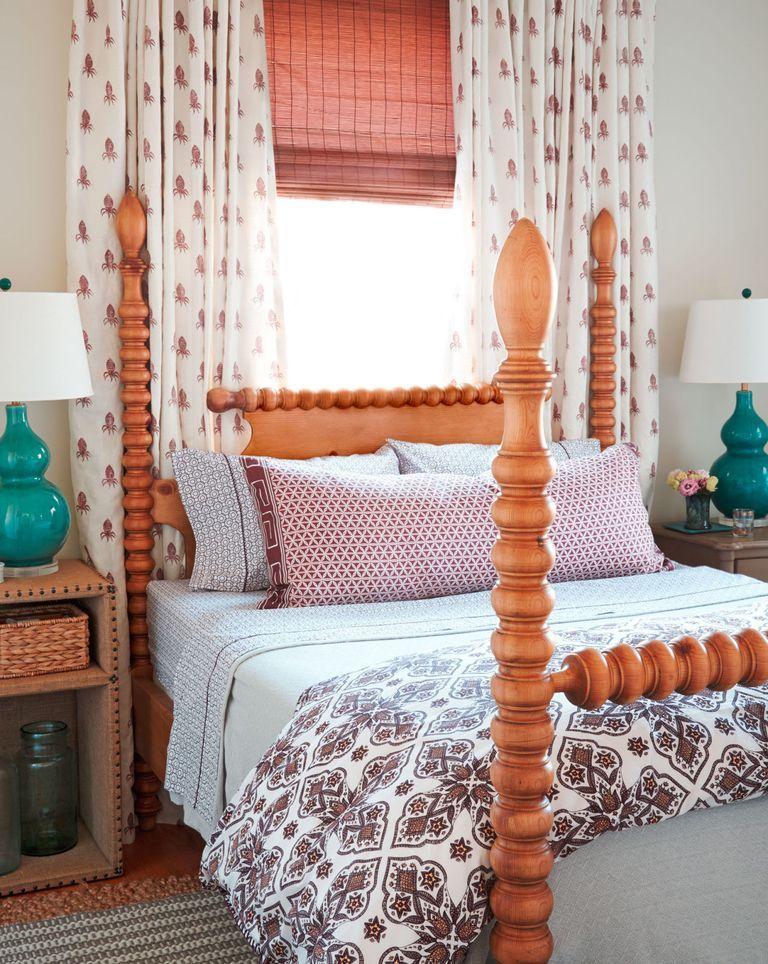 small bedroom ideas curtains