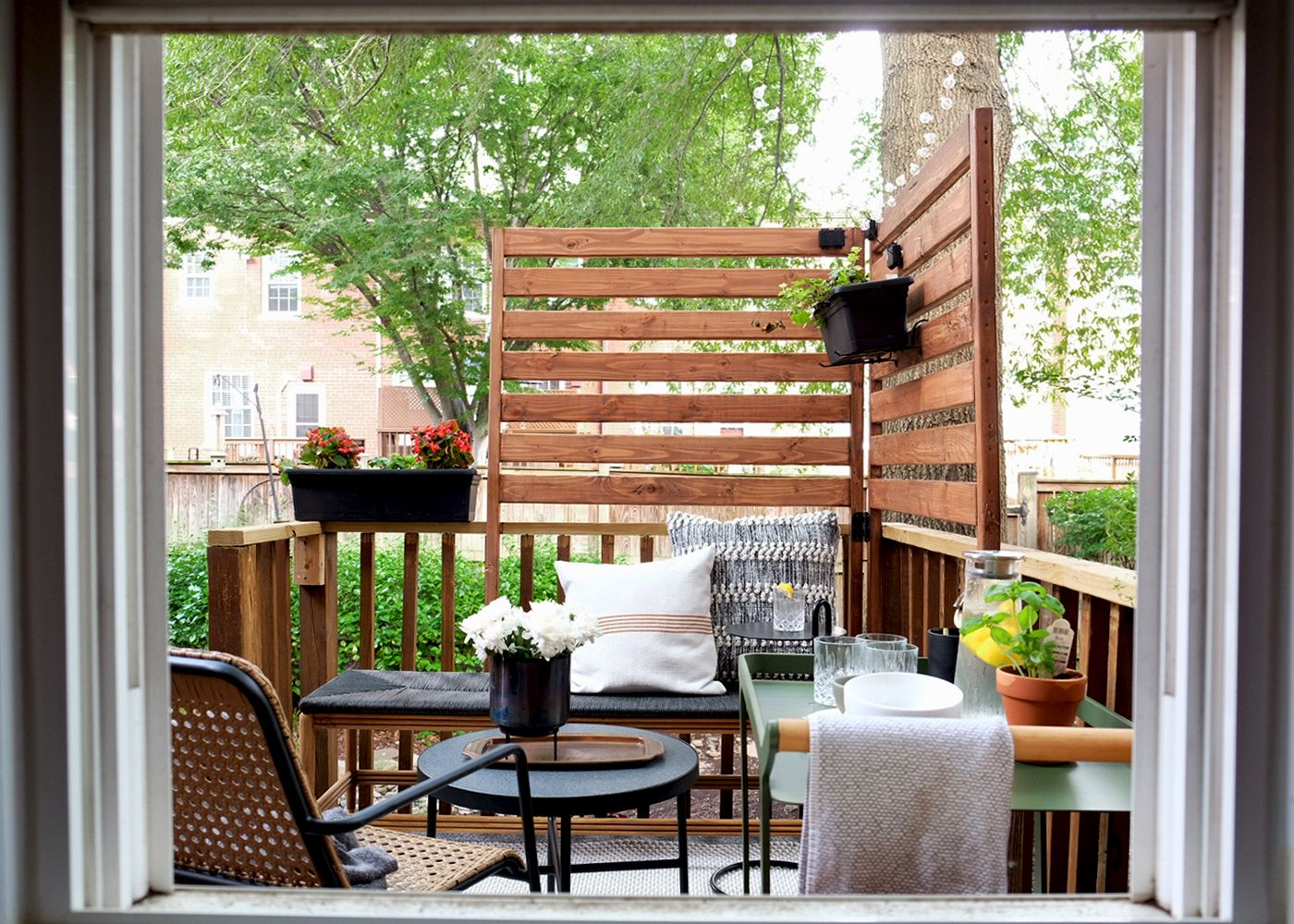 19 small deck ideas for summer 2021