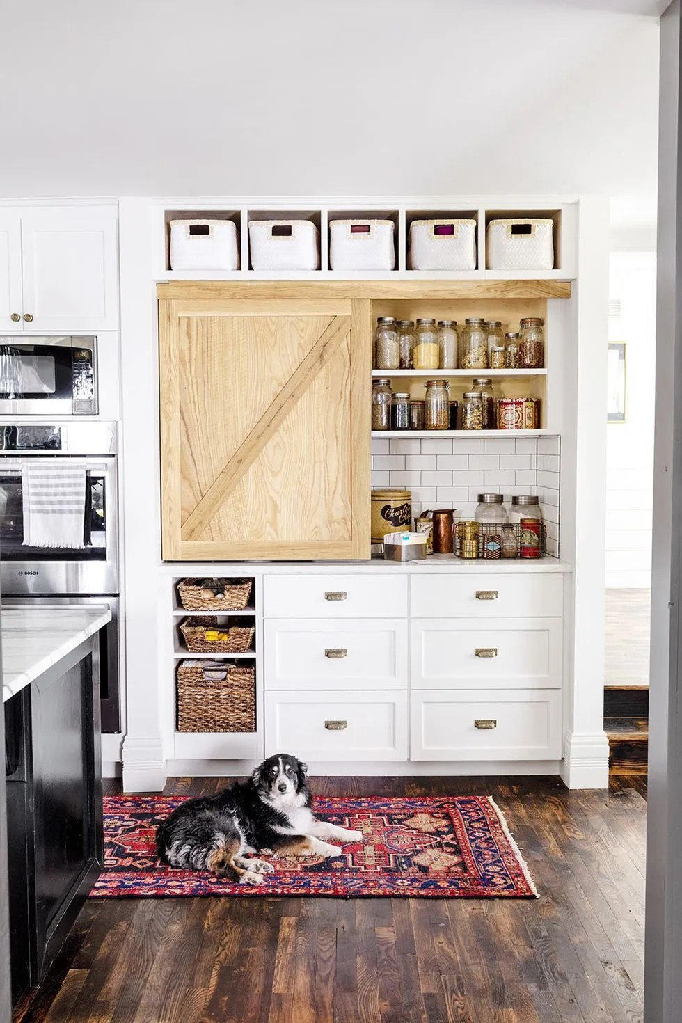 Build Cupboards Small Kitchen