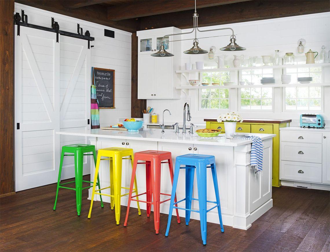 38 Best Small Kitchen Design Ideas Tiny Kitchen Decorating