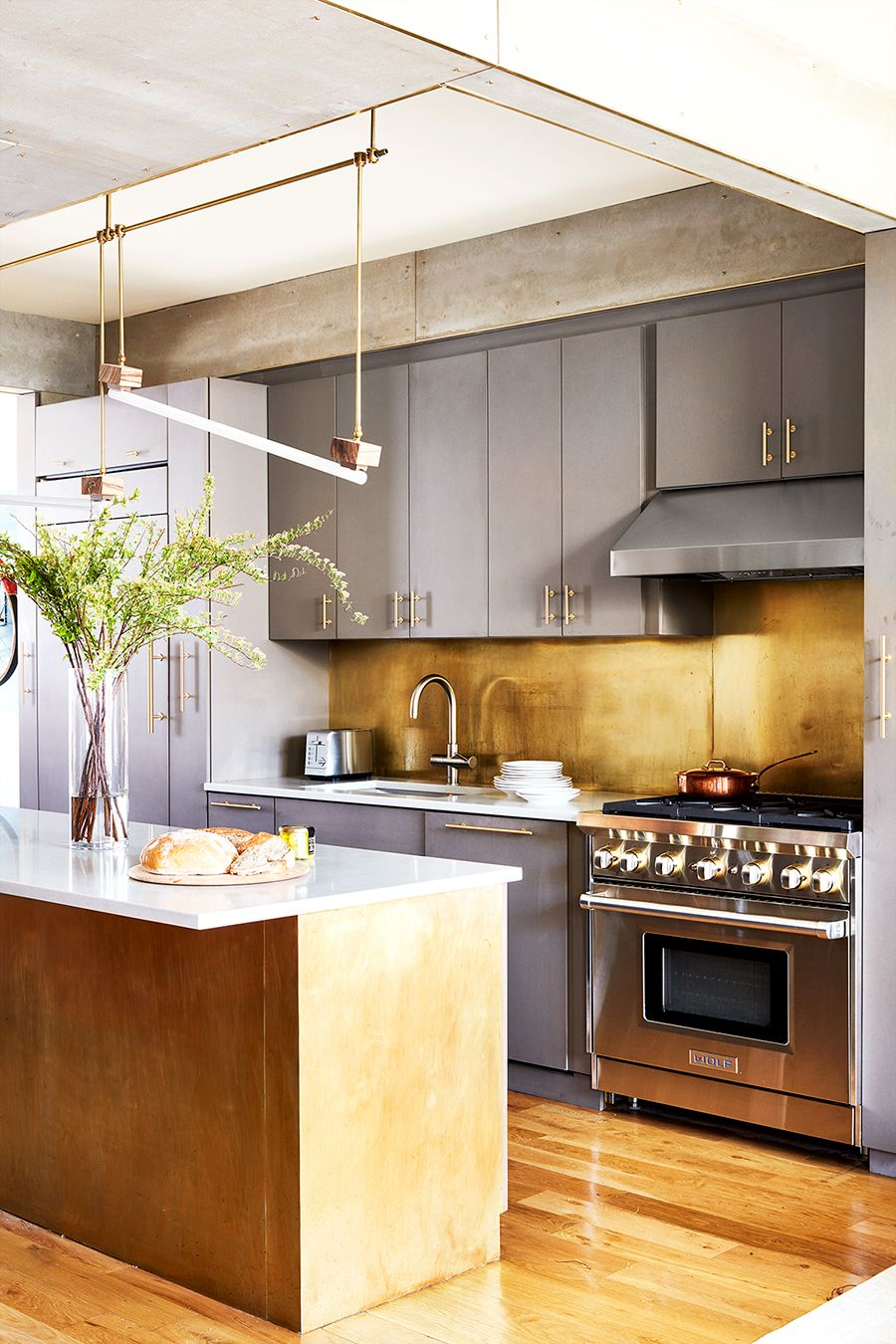 54 Best Small Kitchen Design Ideas - Decor Solutions for ... on Best Small Kitchens  id=89888