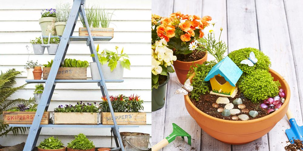 Small Outdoor Decor Ideas - How to Decorate Your Small Patio on Small Backyard Decor id=72333