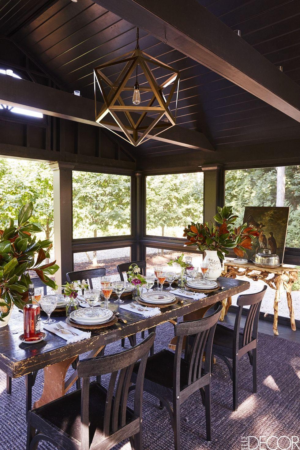 40 Best Small Patio Ideas - Small Patio Furniture & Design on Small Backyard Patio Designs id=23679