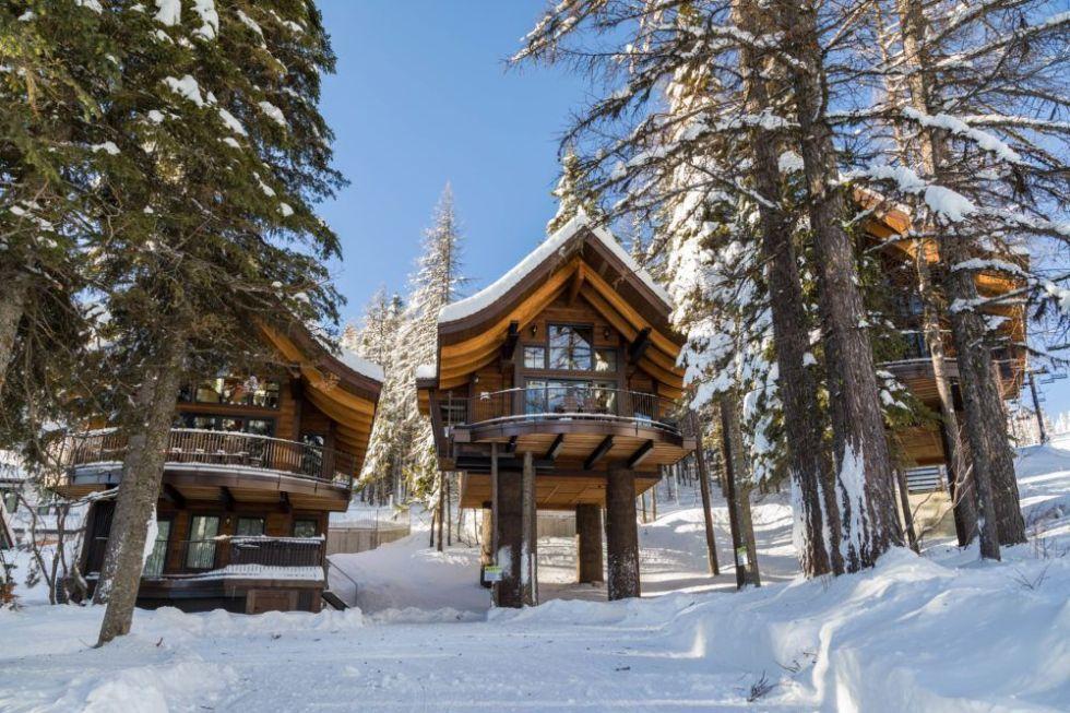 Snow Bear Chalets, Montana