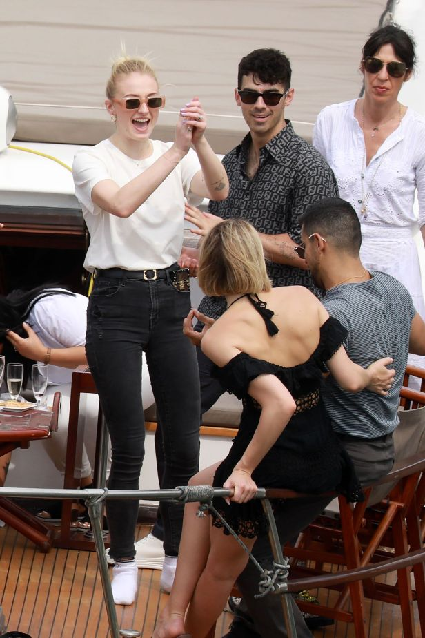 Celebrity Sightings In Paris - June 24, 2019