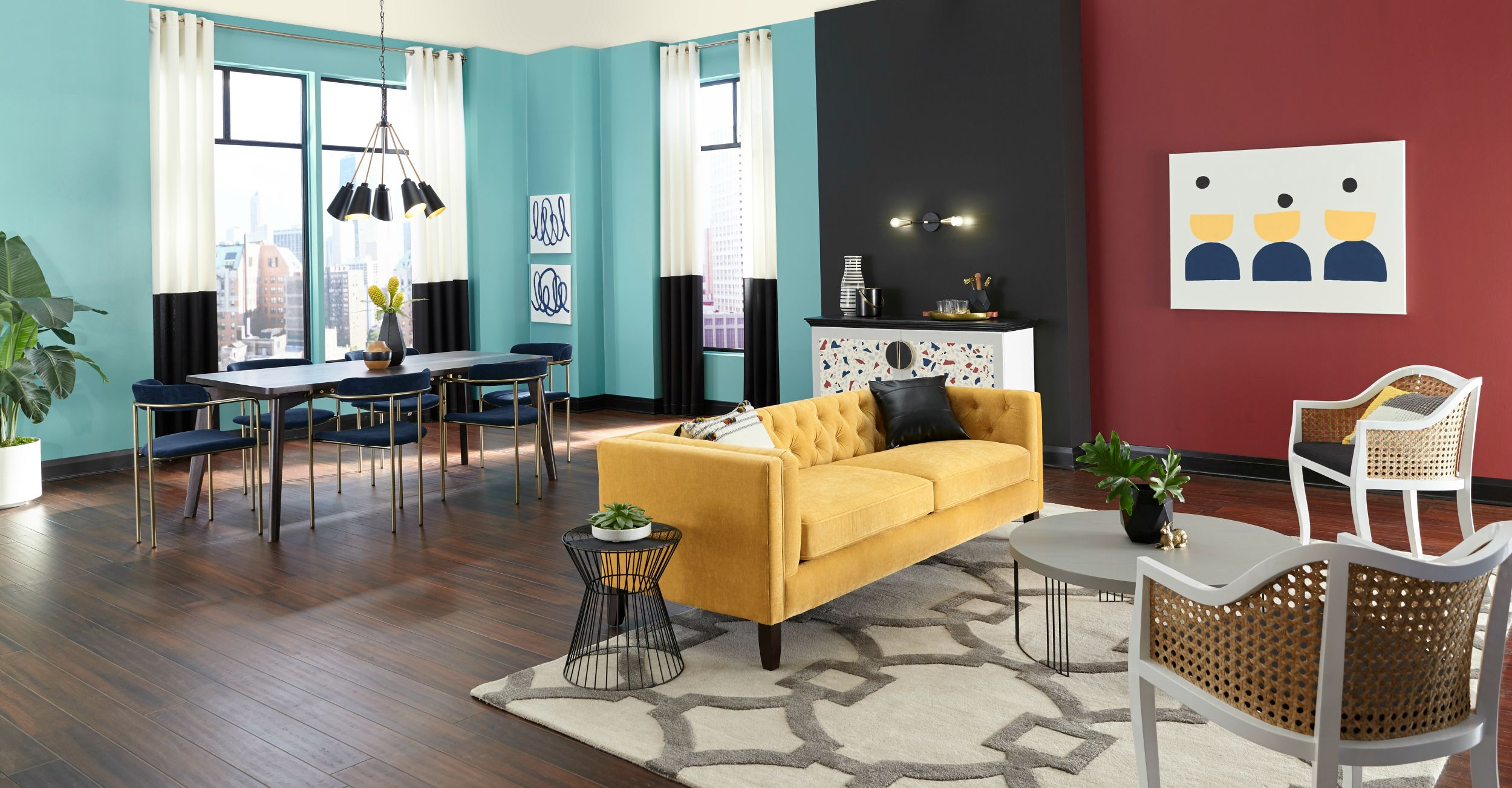 HGTV HOME By Sherwin Williams 2019 Color Of The Year Is