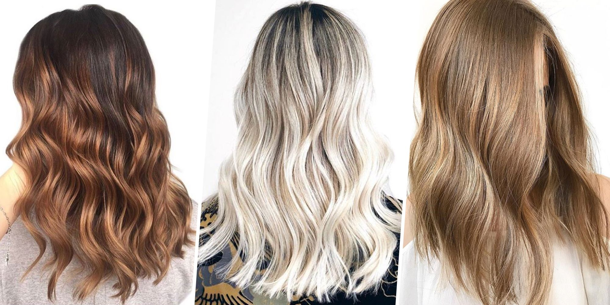 7 Prettiest Spring Hair Colors 2018 New Hair Dye Trends for Spring
