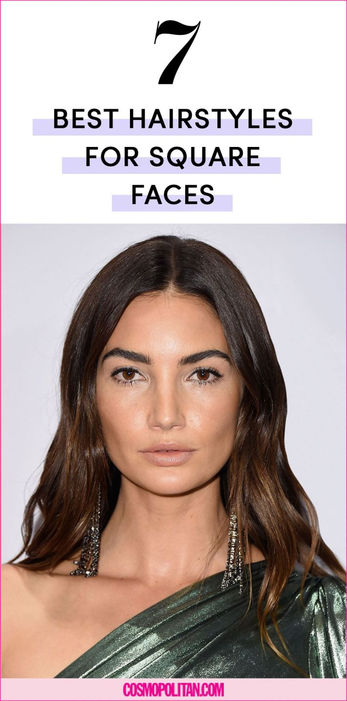 the 7 best hairstyles for square face shapes