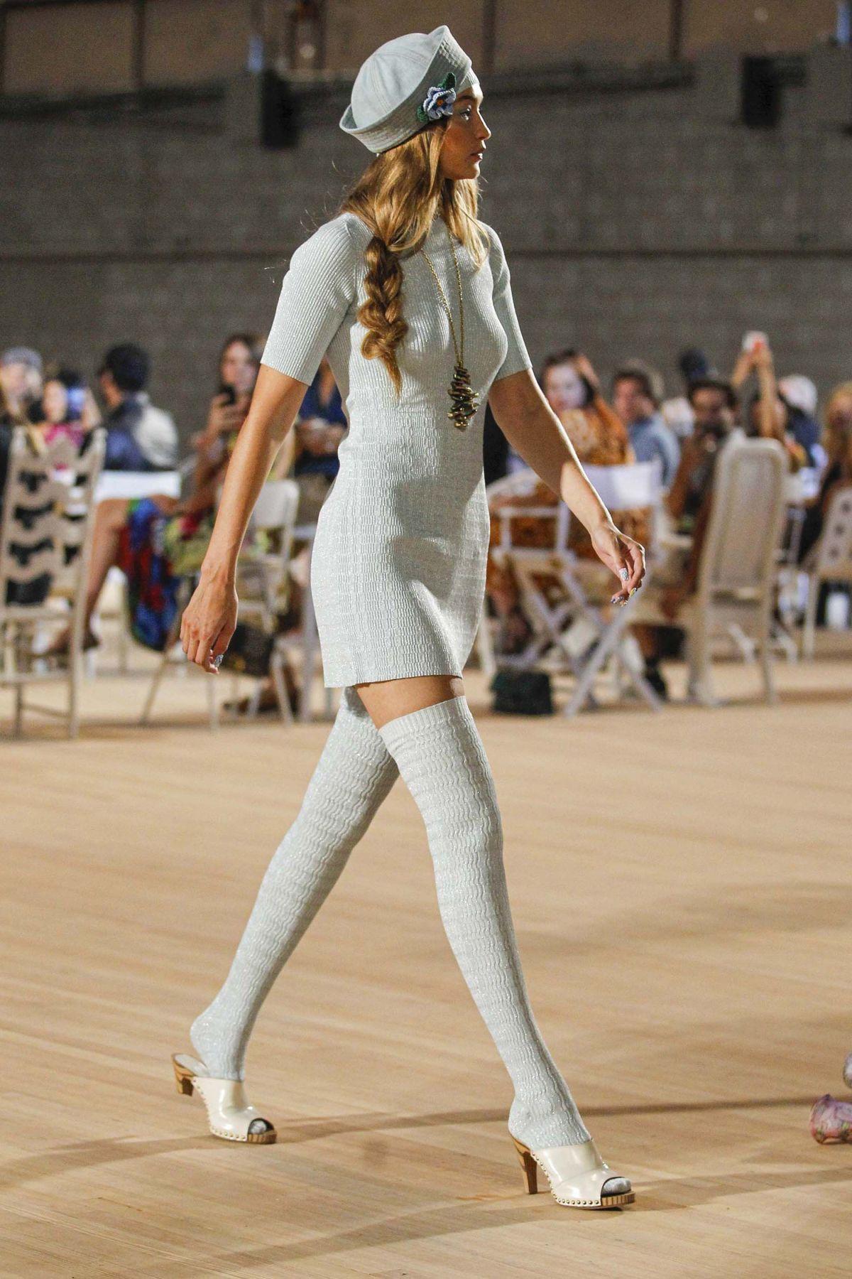 Marc Jacobs Runway at New York Fashion Week
