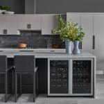 25 Beautiful Kitchens With Dark Backsplashes Dark Kitchen Backsplashes