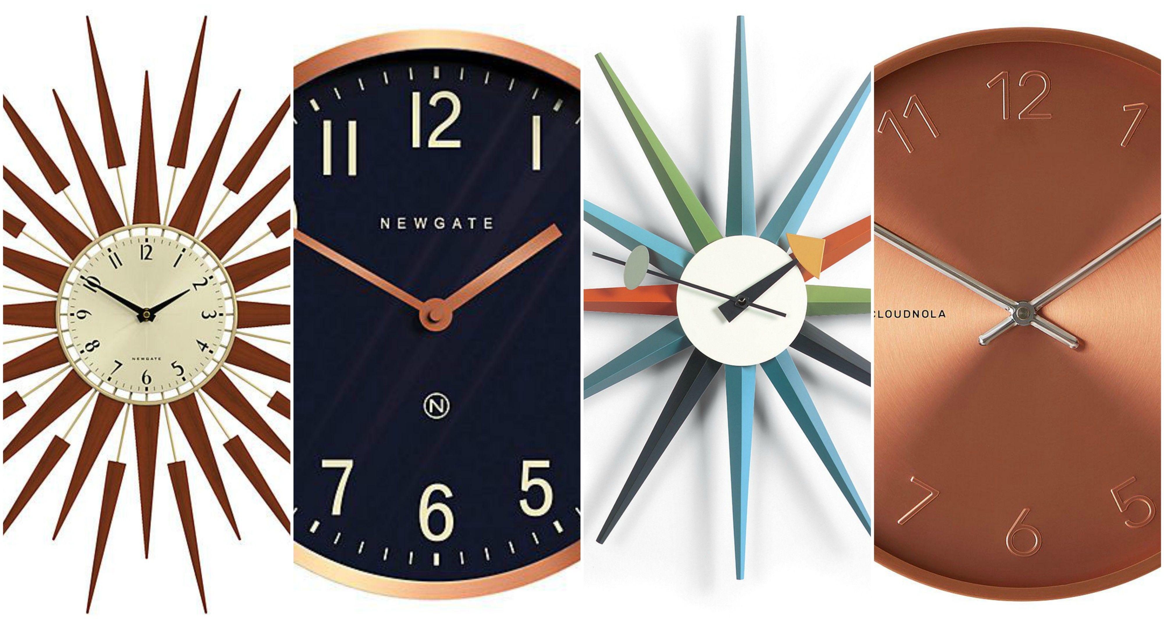 Best Stylish Wall Clocks To Buy