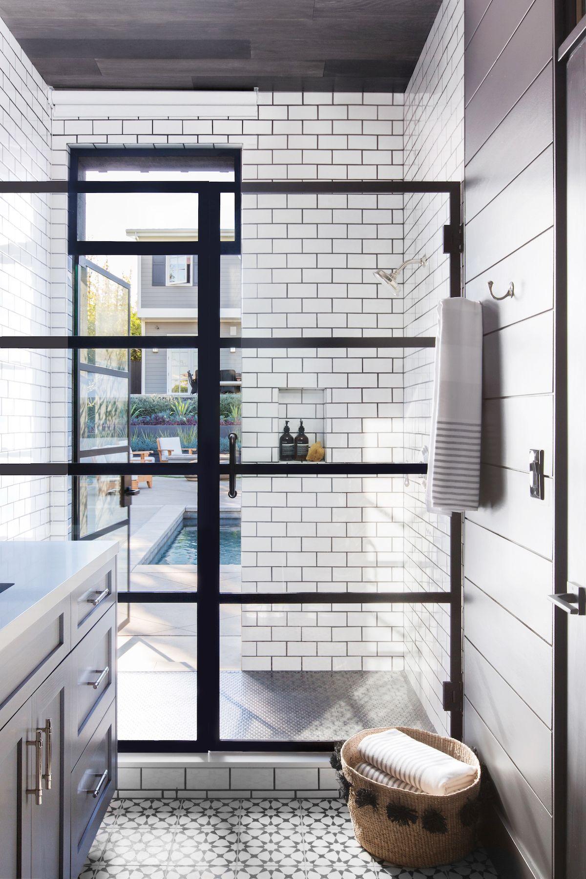 15 Best Subway Tile Bathroom Designs in 2020 - Subway Tile ... on Bathroom Ideas Subway Tile  id=42827