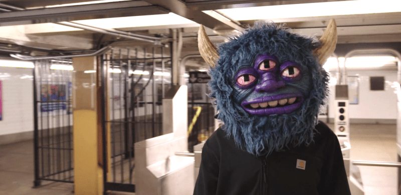 How Viral Artist Subway Doodle Brings His Monsters to Life 1