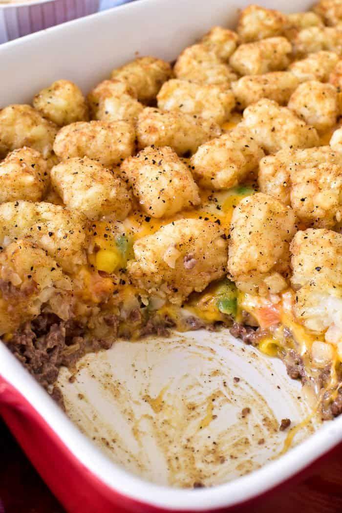Tater Tot Recipes Easy | Kayarecipe.co