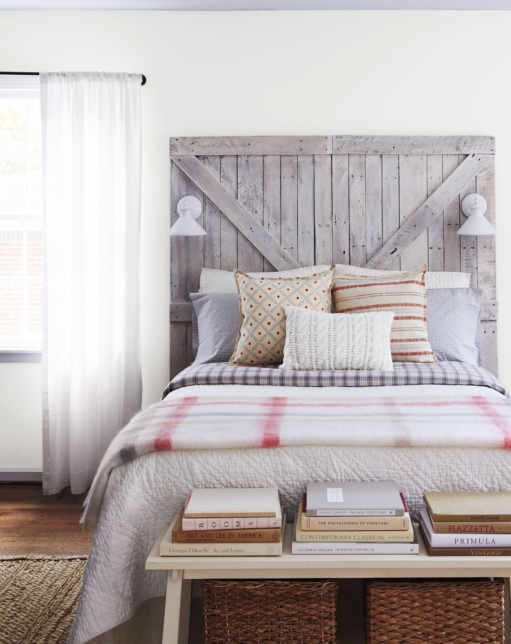 teen bedroom ideas - calming lilca