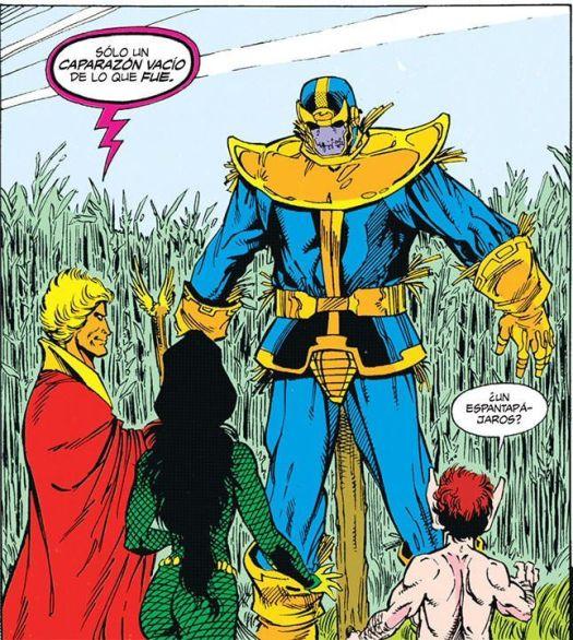 Thanos Los Eternos