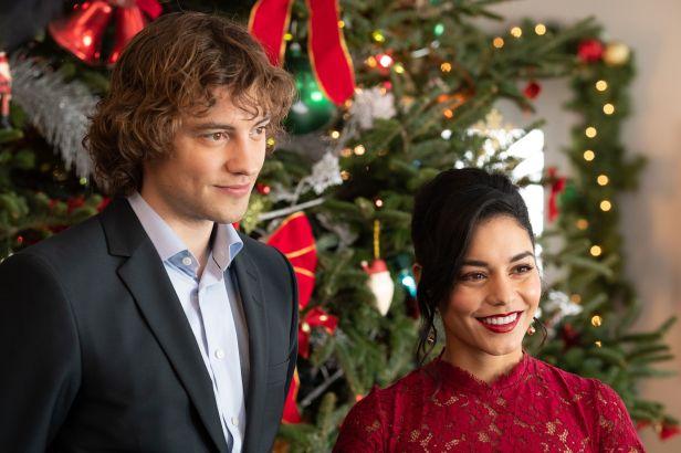 The Knight Before Christmas, Vanessa Hudgens, Josh Whitehouse