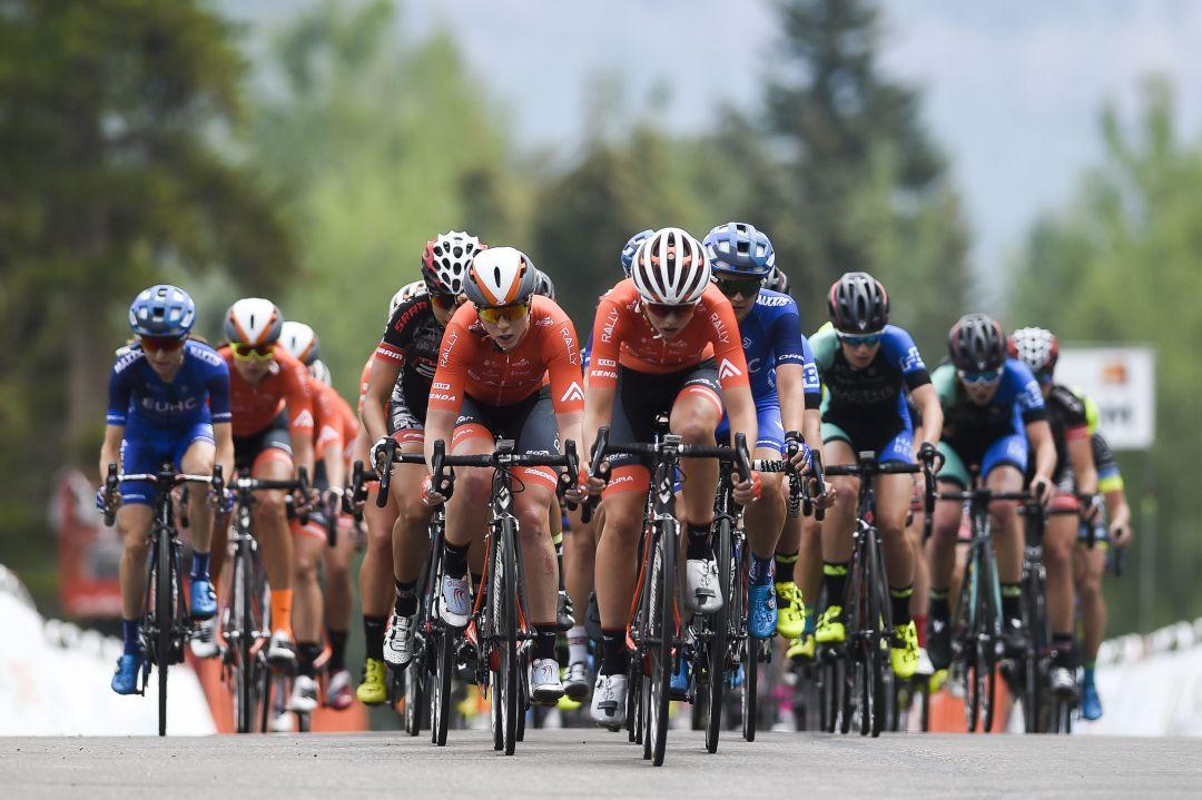 COLORADO CLASSIC BICYCLE RACE VAIL, COLORADO