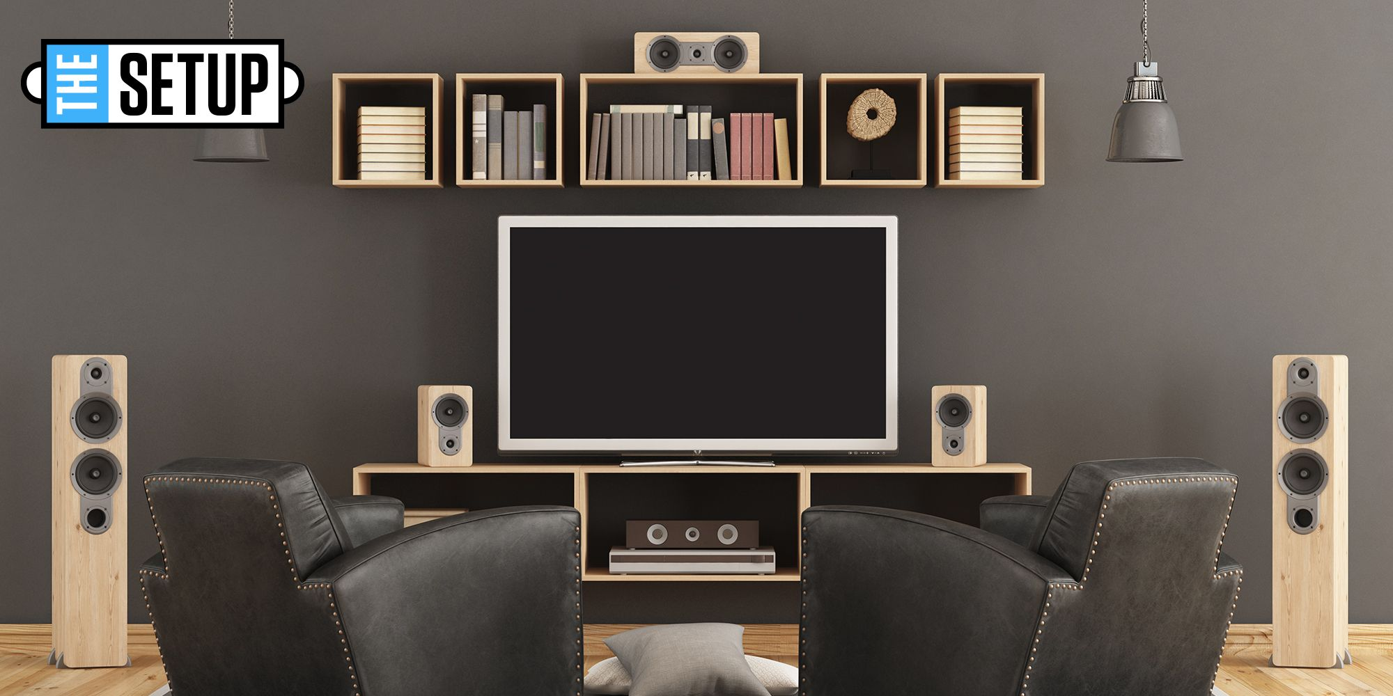 The Setup Building A Great Home Entertainment System