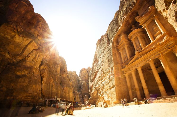 Petra Ancient City, Jordan