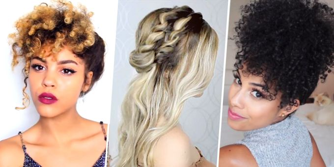 5 best hairstyles for thick hair - best thick hair hairstyle