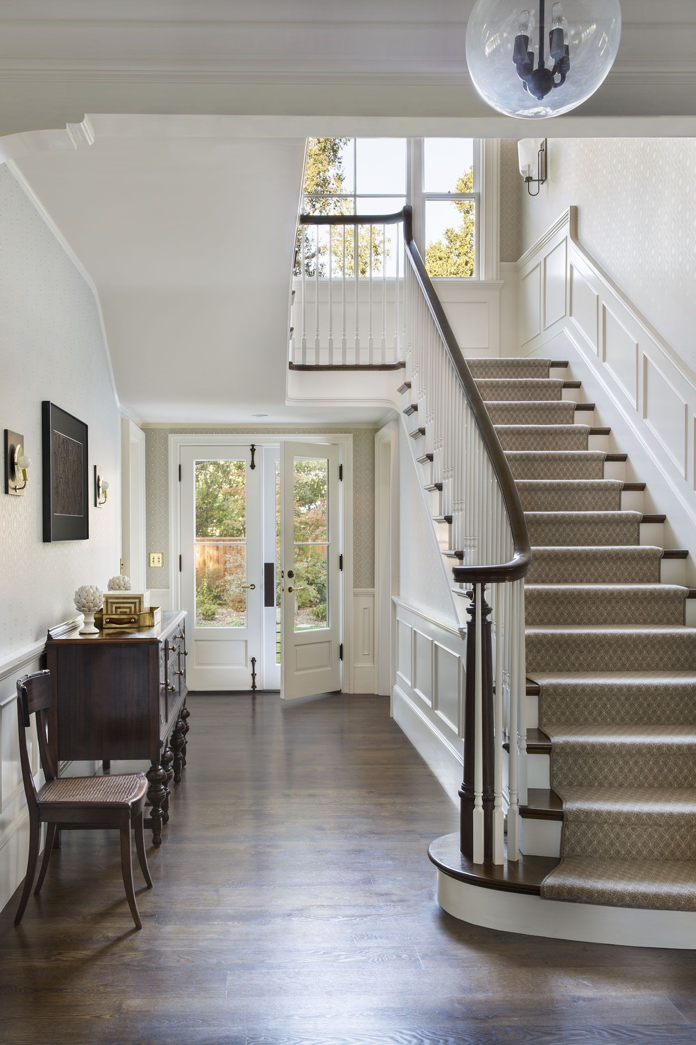 25 Stunning Carpeted Staircase Ideas Most Beautiful Staircase | Inside Home Stairs Design | Stunning | Amazing | Tiny | Normal | Staircase Design