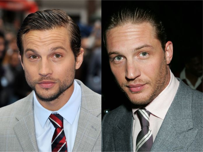 Tom Hardy & Logan Marshall-Green