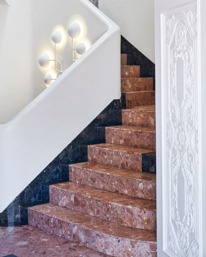 25 Unique Stair Designs Beautiful Stair Ideas For Your House | Staircase Side Wall Design | Staircase Design