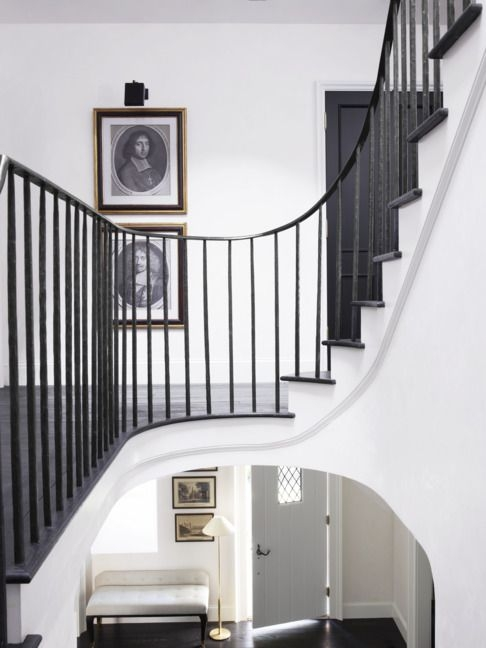 36 Stunning Staircases Ideas Gorgeous Staircase Home Designs | Stairs Style For Home | Creative | Inside | Spiral | Country Cottage | Living Room