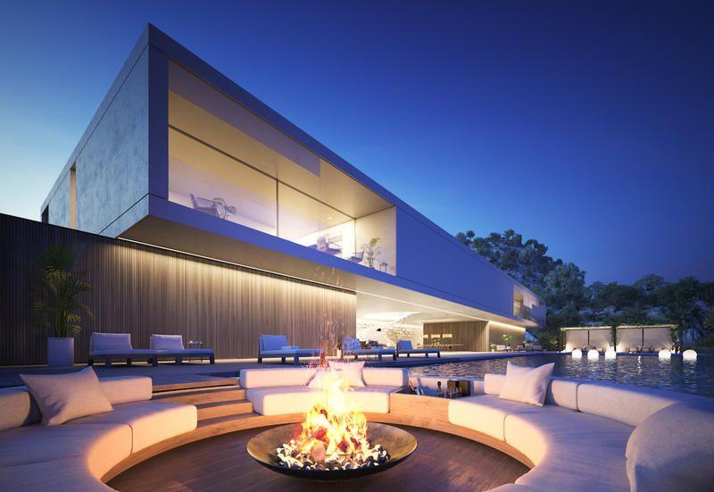 Cucine di lusso arredo interni cucina design di interni moderno cucine moderne progetti per cucine cucine contemporanee progettazione di una cucina moderna ristrutturazione cucine. Le 11 Ville Di Lusso Al Top Piu Belle Del Mondo