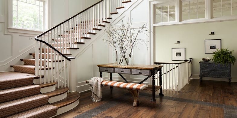 تصميم السلالم