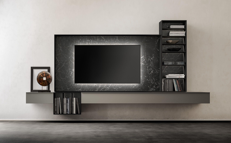 Offrire sostegno al televisore e contemporaneamente arredare la zona living offrendo vani contenitori. I 5 Mobili Tv Per Rinnovare Il Living