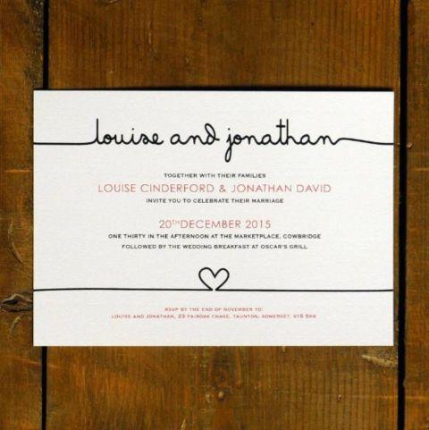 Wedding Invitations Uk