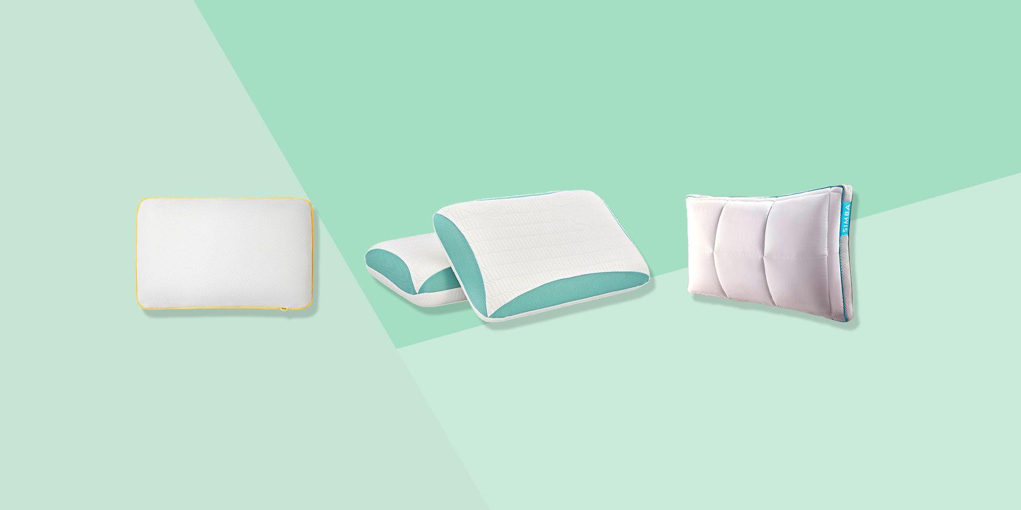 6 memory foam pillows to help you sleep better reduce pain