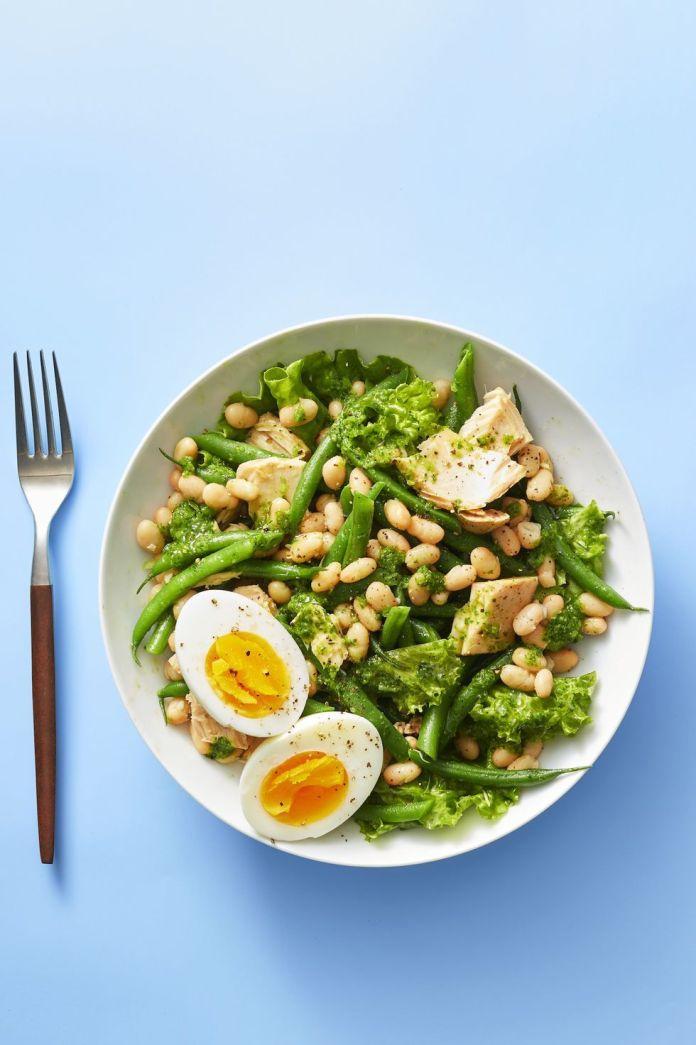 Dish, Food, Cuisine, Salad, Ingredient, Vegetable, Spinach salad, Asparagus, Produce, Vegetarian food,