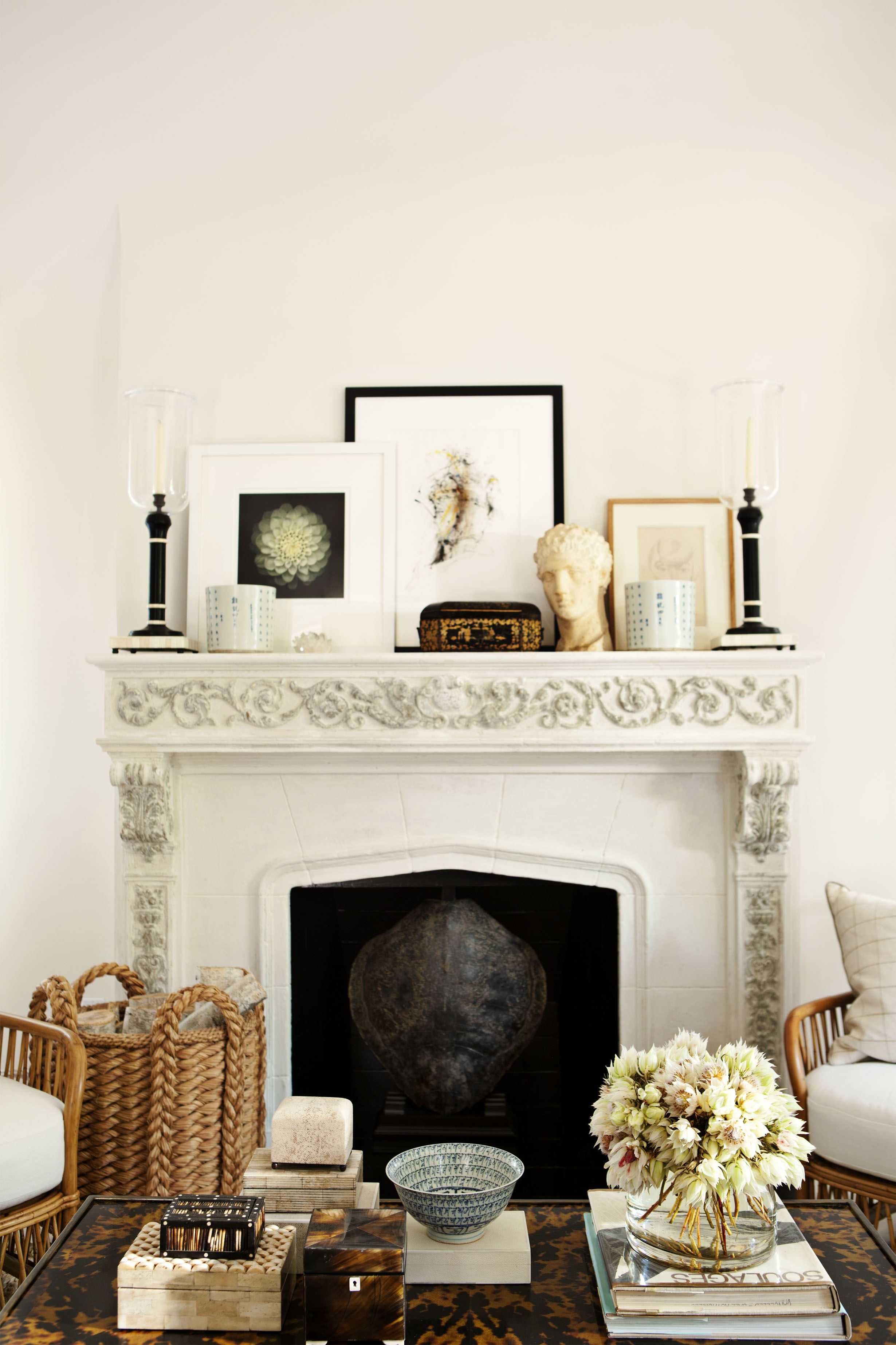 20 Fireplace Decorating Ideas Best Fireplace Design Inspiration