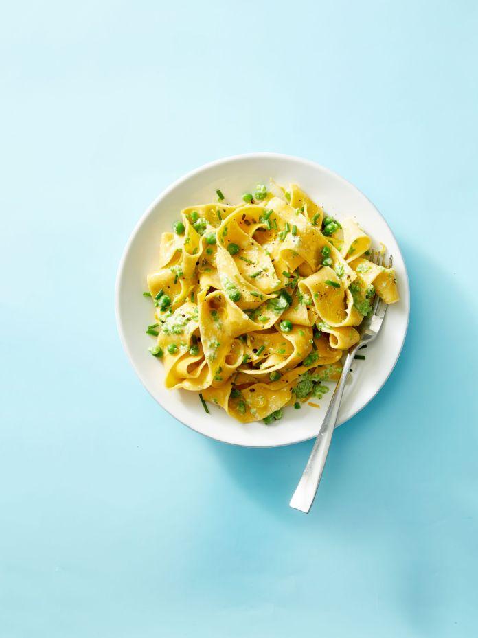 Dish, Food, Cuisine, Ingredient, Tagliatelle, Taglierini, Fettuccine, Karedok, Italian food, Produce,