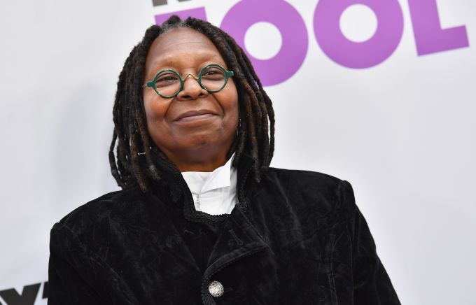 what is whoopi goldberg's net worth? 'the view' host faced