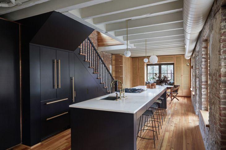 Workstead kitchen