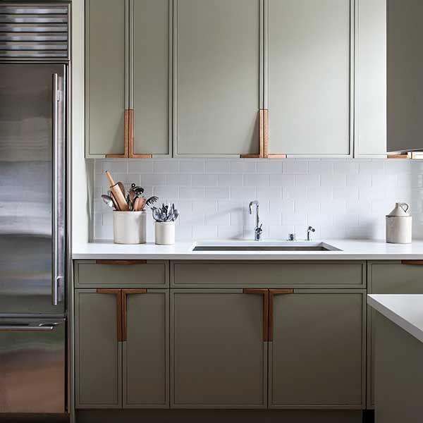 Kitchen by Workstead