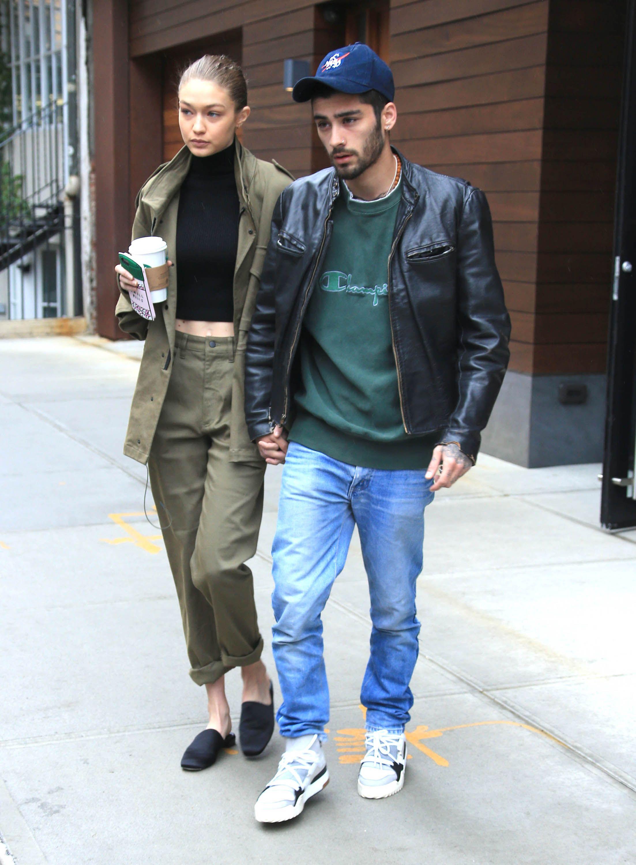 celebrity sightings in new york city   april 25, 2017